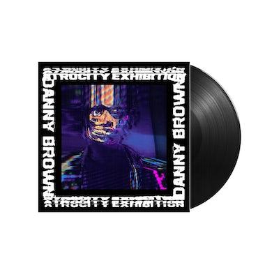 Danny Brown / Atrocity Exhibition 2xLP Vinyl