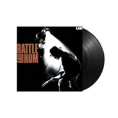 U2 / Rattle and Hum 2xLP Vinyl