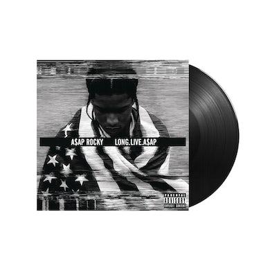 A$AP Rocky / Long. Live. ASAP 2xLP Vinyl