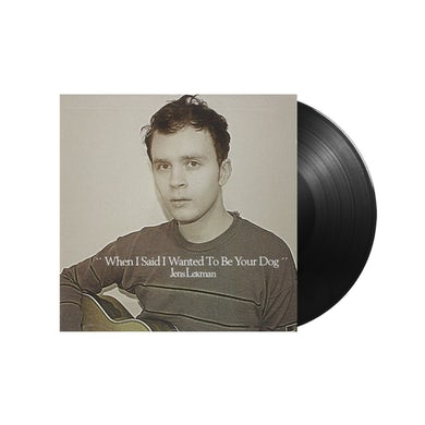 / When I Said I Wanted To Be Your Dog LP Opaque Green Vinyl