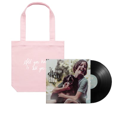 All You Have Is All You Need / Vinyl + Tote Bundle