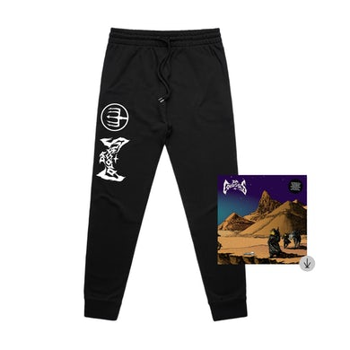 Dr. Colossus / Black Track Pants
