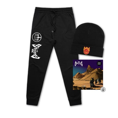 Dr. Colossus Track Pants and Beanie Bundle