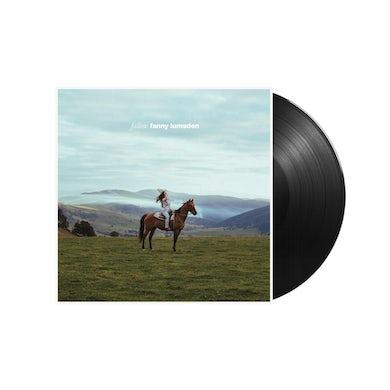 Fallow LP Blue Swirl Vinyl