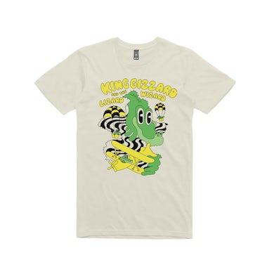 King Gizzard & The Lizard Wizard Balloon Dragon / Cream T-shirt