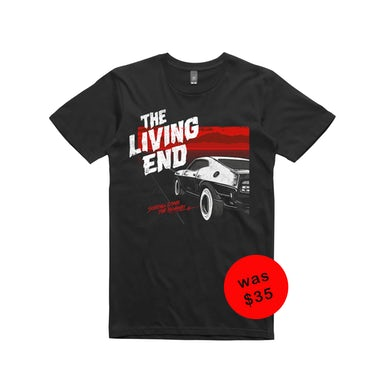 The Living End Highway Tour / Black T-shirt