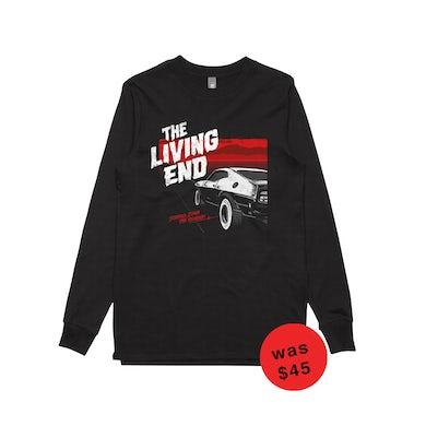 The Living End Highway Tour /  Black Longsleeve