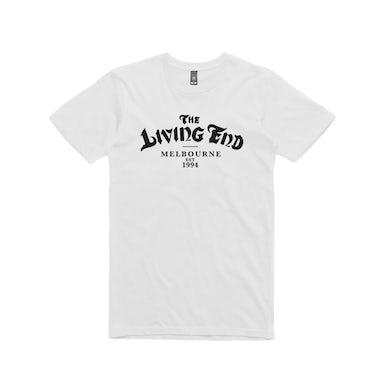 The Living End Est 1994 / White t-shirt