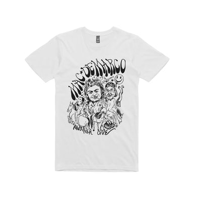 Mac Demarco Another One / White T-shirt