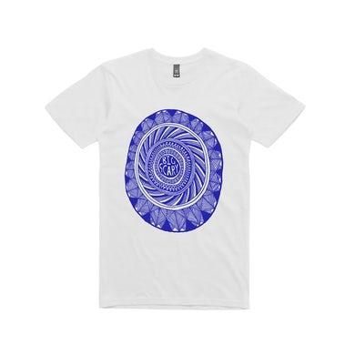 Big Scary End of the world / white t-shirt