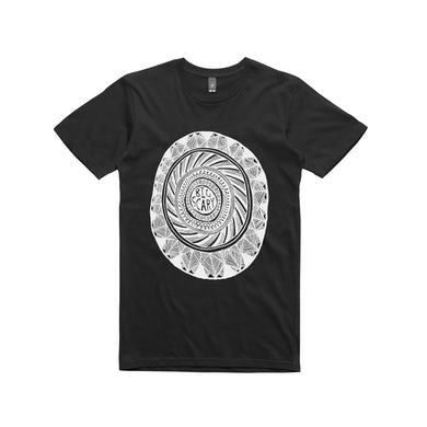 Big Scary End of the world / black t-shirt