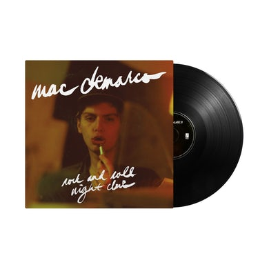 "Mac Demarco Rock and Roll Night Club / LP 12"" vinyl"