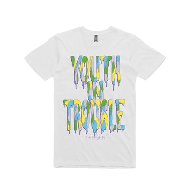 The Presets Youth In Trouble / White T-shirt