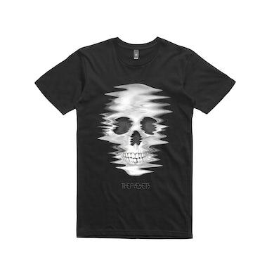 The Presets Ghost Skull/ Black T-shirt