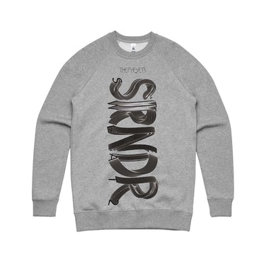 The Presets Surrender / Grey Marl Crew Sweater
