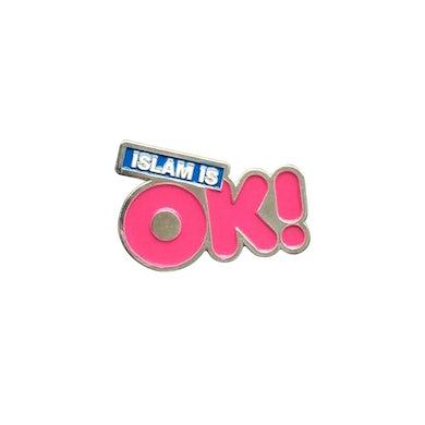 Schwipe Islam is OK! / Pin