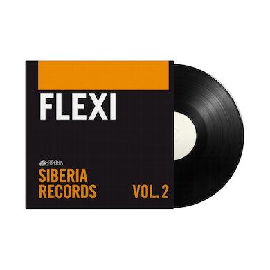 """Siberia Records Siberia  / Flexi Vol. 2 12"""" vinyl ***SOLD OUT***"""