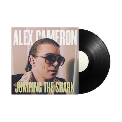 Siberia Records Alex Cameron  / Jumping The Shark ***SOLD OUT***