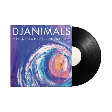 """Siberia Records Djanimals  / Nightshift in Blue """"7 vinyl ***SOLD OUT***"""