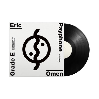 "Siberia Records Eric Omen  / Grade E - Payphone 12"" vinyl ***SOLD OUT***"