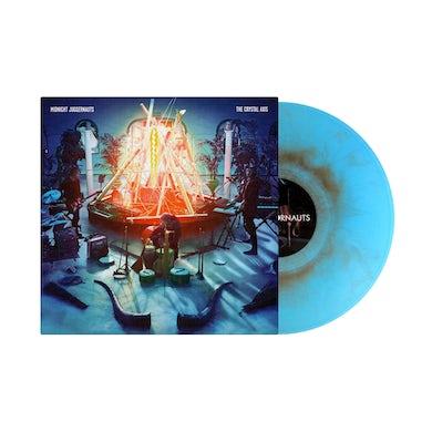 "Siberia Records Midnight Juggernauts  / The Crystal Axis 12"" vinyl"