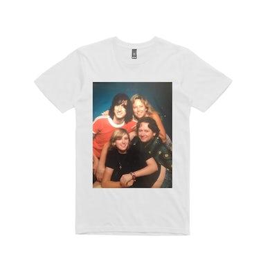 Siberia Records Kirin J Callinan 'Family Portrait' / White T-shirt ***SOLD OUT***