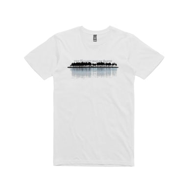 The Tallest Man On Earth Trees / White T-shirt