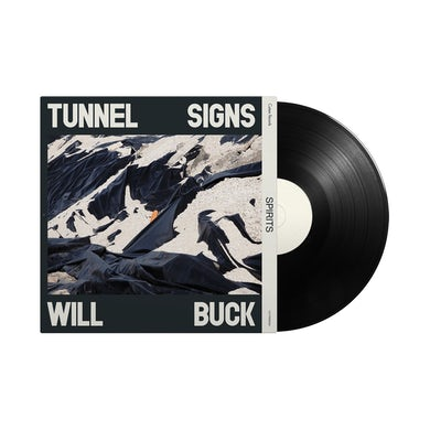 """Cutters Records Tunnel Signs & Will Buck /  Spirits 12"""" vinyl"""