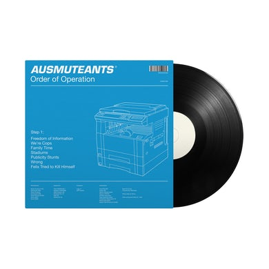 "Ausmuteants / Order Of Operation 12"" Vinyl"
