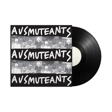 "Ausmuteants / Ausmuteants 12"" Vinyl"