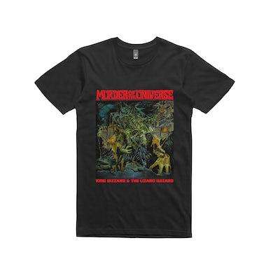 King Gizzard & The Lizard Wizard Murder Of The Universe /  Black T-shirt
