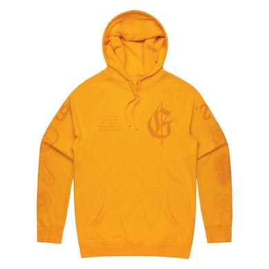 G-Eazy Gold Accolade Varsity Hoodie