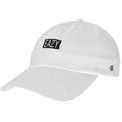G-Eazy Mini Eazy Box Logo White Cap