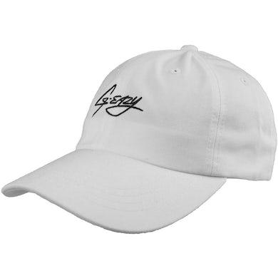 G-Eazy Signature White Cap