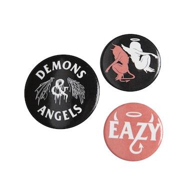 G-Eazy D & A Button Pack