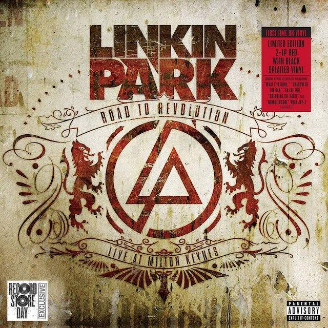 Linkin Park ROAD TO REVOLUTION: LIVE AT MILTON KEYNES (EXPLICIT) (VINYL)