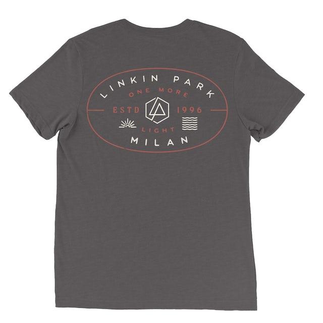 Linkin Park Milan Stamp Location Tee