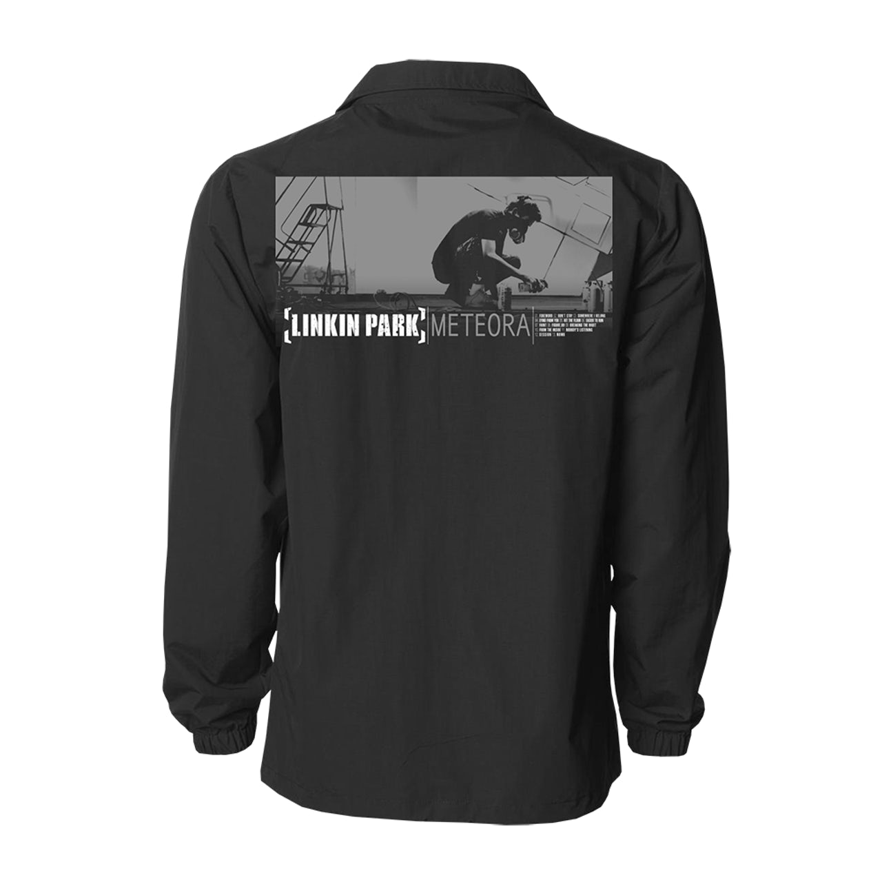 Linkin Park Meteora Windbreaker Jacket