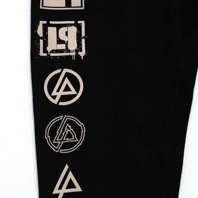 Linkin Park LP Logo Joggers (Vinyl)
