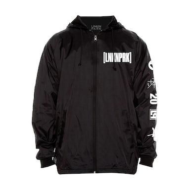 Linkin Park HT:20 Hooded Windbreaker Jacket
