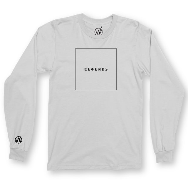 Sleeping With Sirens Legends Square Long Sleeve