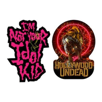 Hollywood Undead Idol Sticker Set