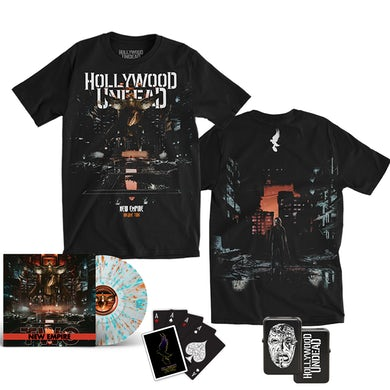Hollywood Undead New Empire Vol. 2 Tee & Vinyl Bundle