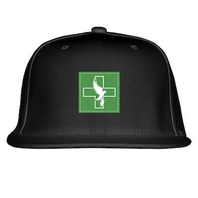 Hollywood Undead Dove & Grenade Flatbill Hat