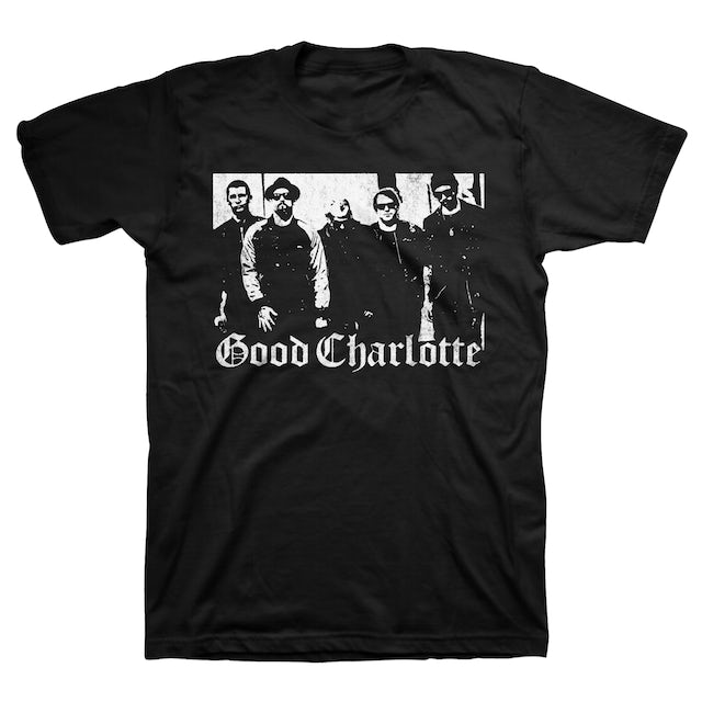 Good Charlotte GC Photo Tee