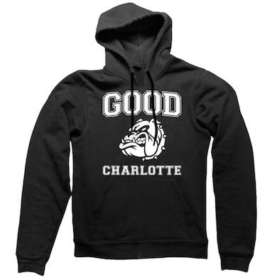 Good Charlotte Collegiate Black Hoodie
