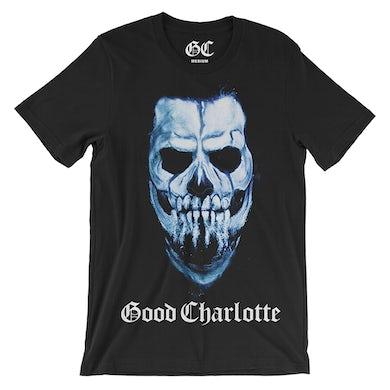 Good Charlotte Glow Skull Tee