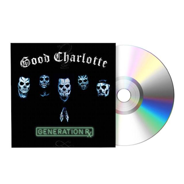 Good Charlotte GenerationRx CD