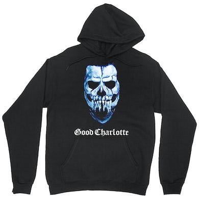 Good Charlotte Glow Skull Hoodie