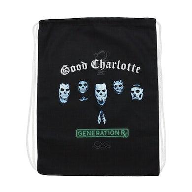 Good Charlotte Drawstring Bag